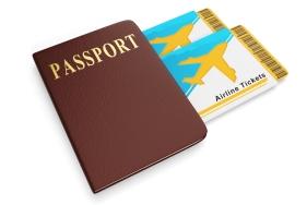 Pas med visum fra thailand